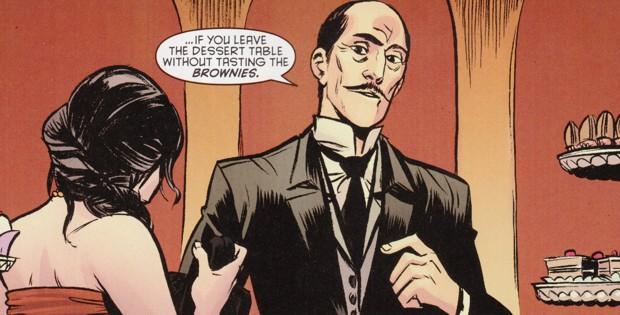 Le Spleen Gothamite [PV Alfred] Batman12b