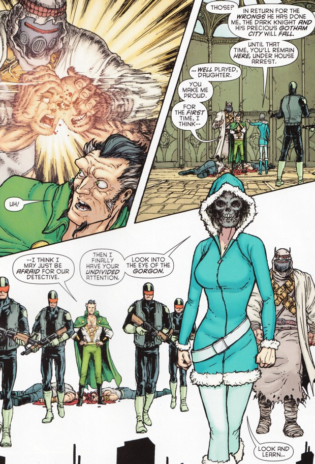 Why The Desire To Dress Like A Scandi Never Goes Away: Batman Incorporated #2