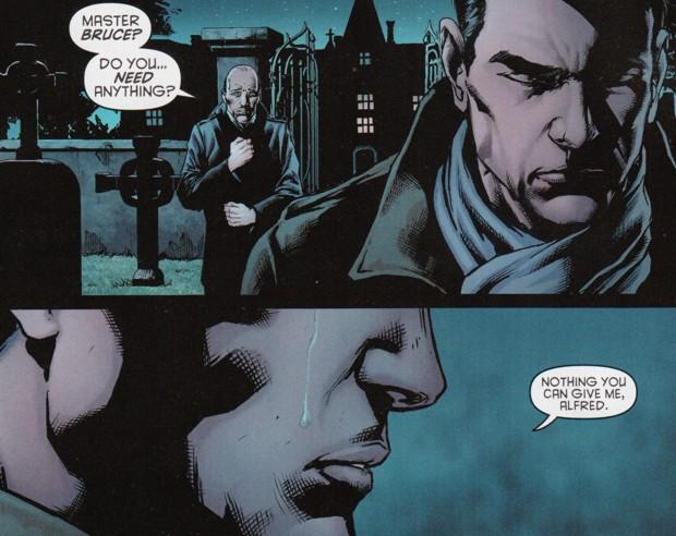 Eee! Tess Ate Chai Tea!: Detective Comics #18