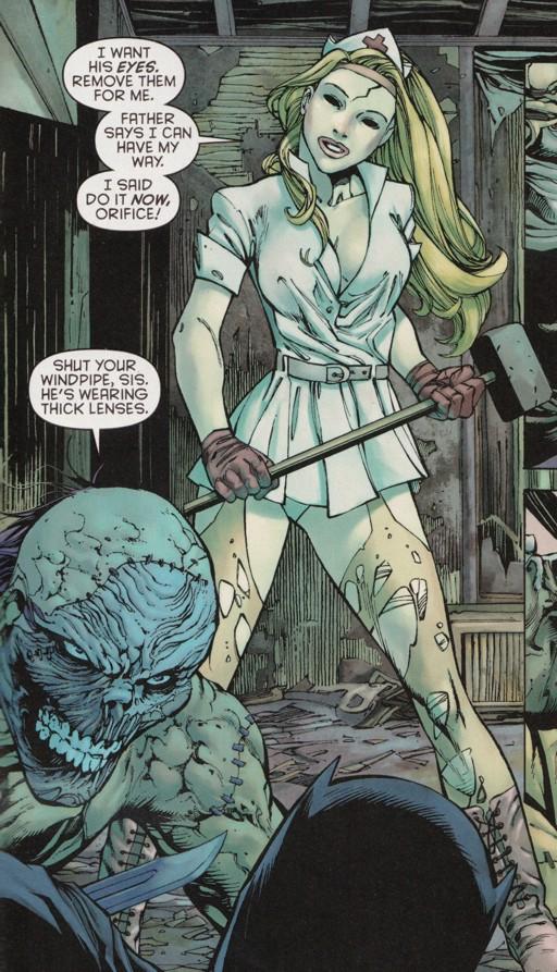 Dollmaker batman