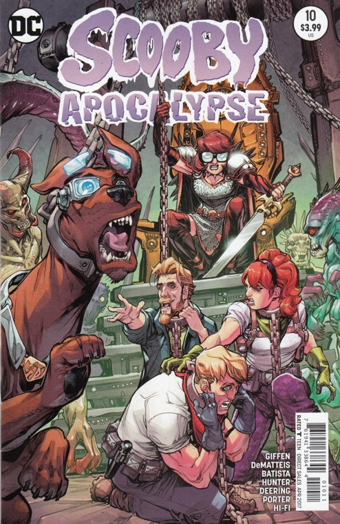 scooby apocalypse 10 review comic books.html